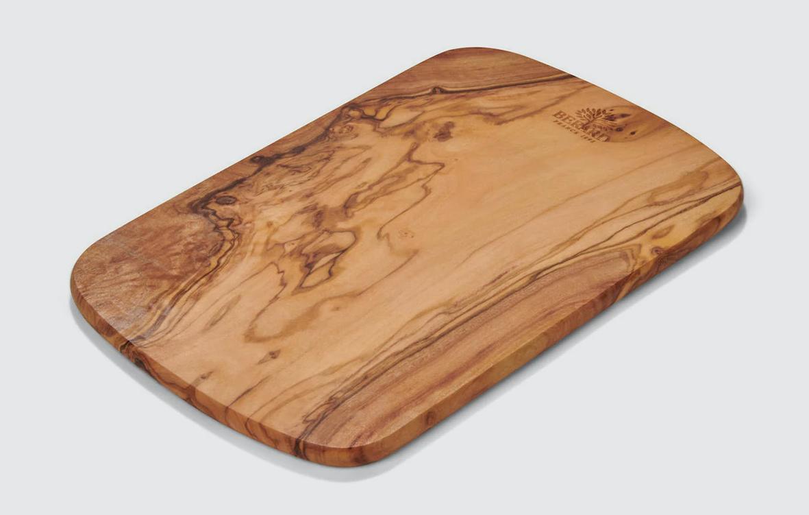 The Berard Olive Wood Cutting Board