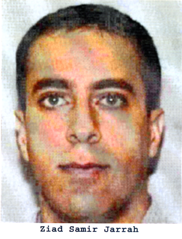 ziad Jarrah 9/11 hijacker flight 93