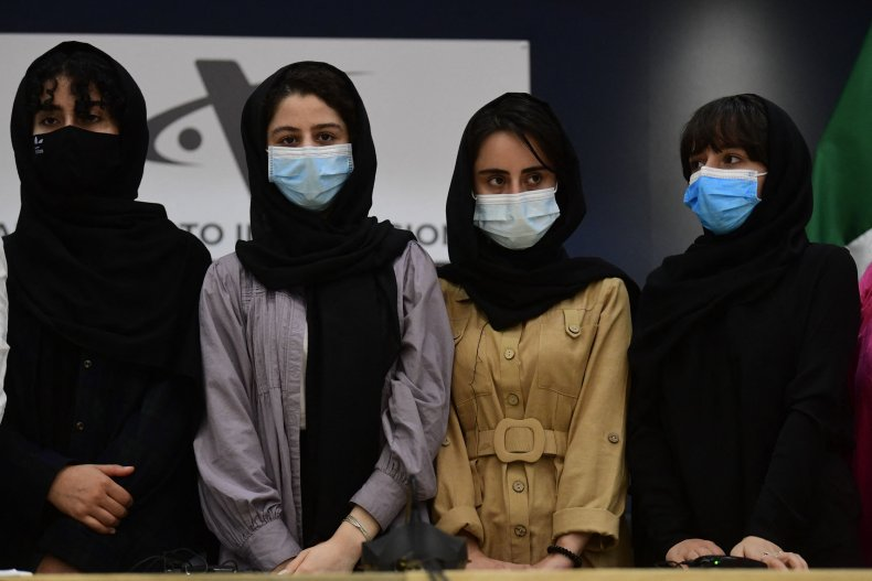 Afghan Robotics Team