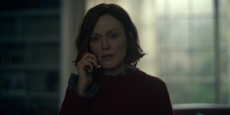 Julianne Moore stars in Lisey's Story