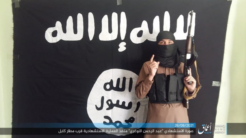 ISIS, Kabul, airport, attacker, Afghanistan