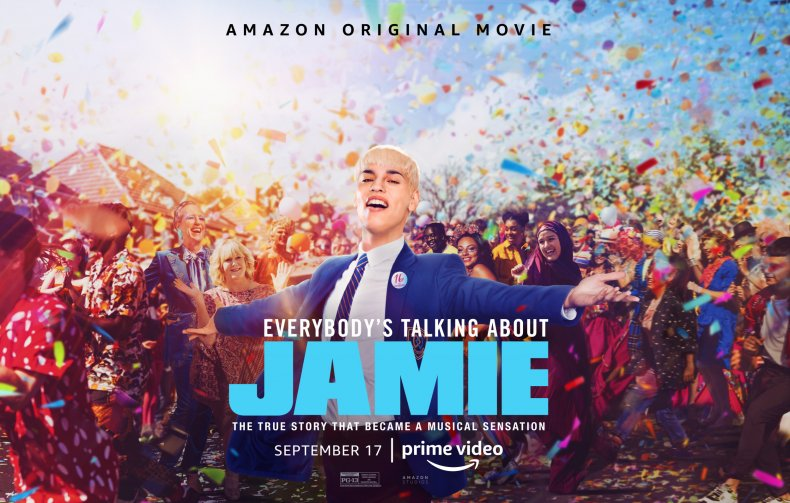 Everybody's Talking About Jamie poster