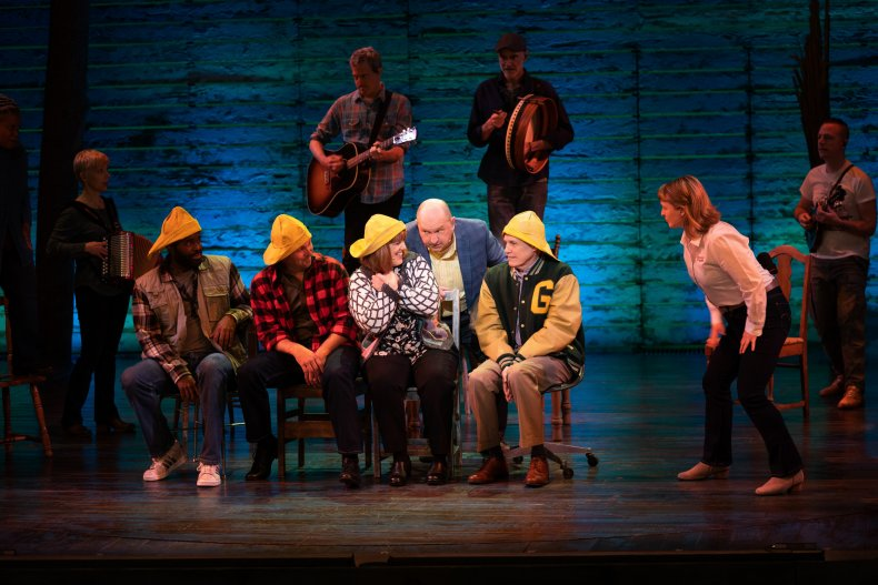 Come From Away on Apple TV+