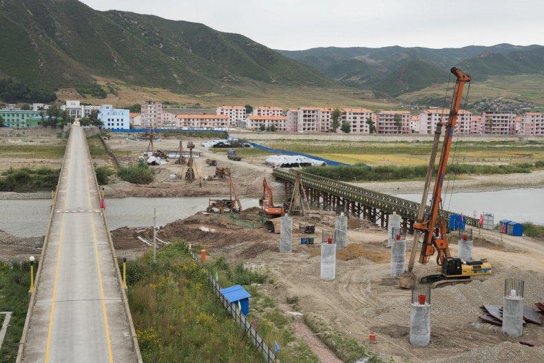 North Korea and China's Shared Border