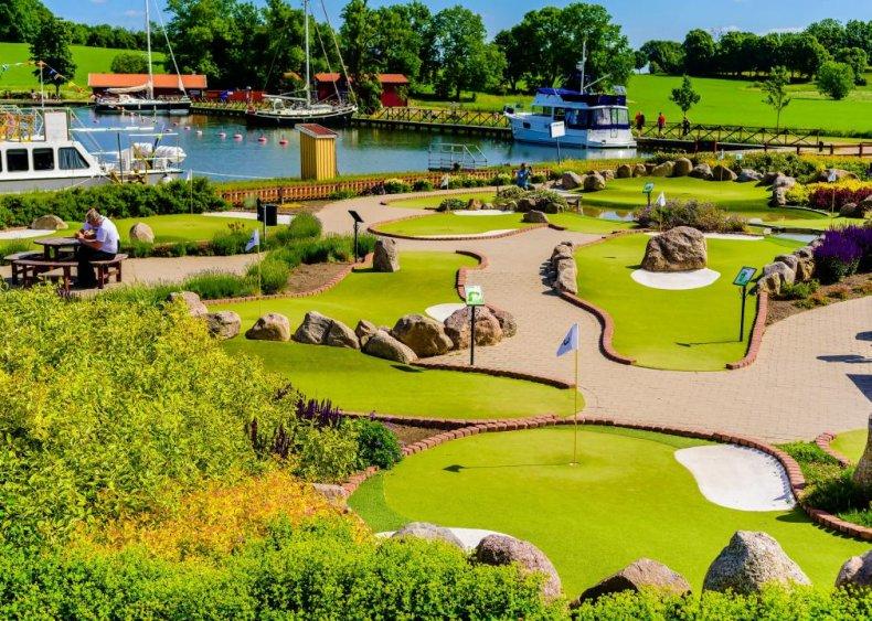 Best mini-golf in every state