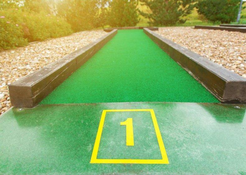 Delaware: Riverwalk Mini Golf