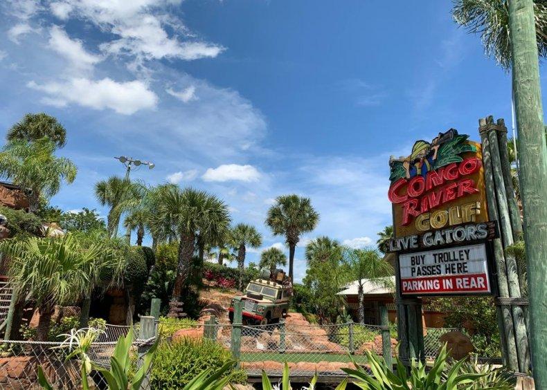 Florida: Congo River Golf