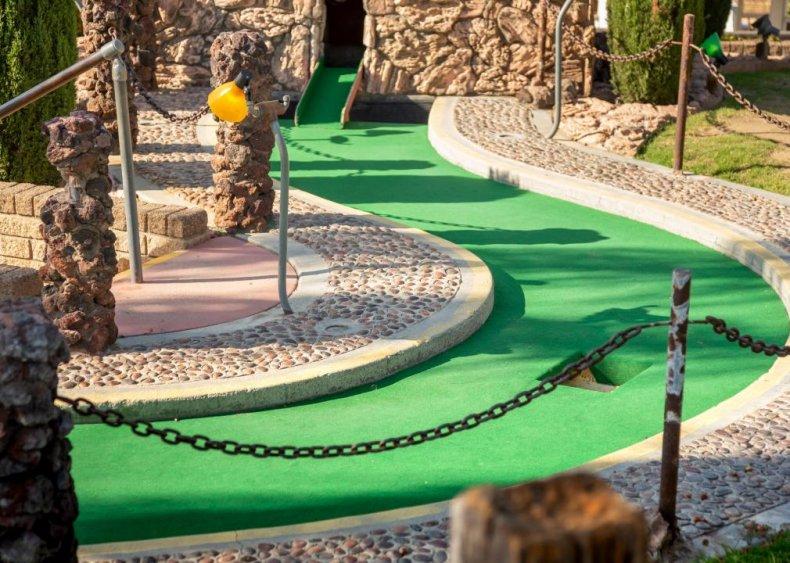 New Mexico: Hinkle Family Fun Center