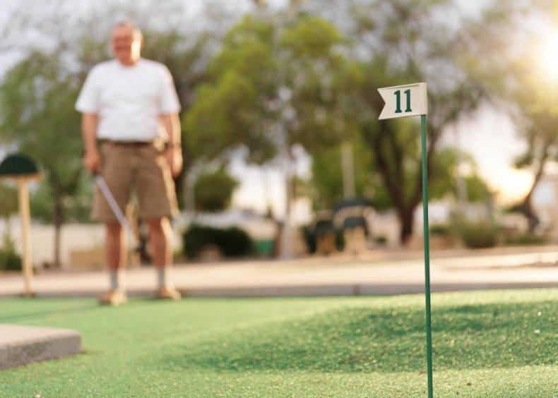Tennessee: Hillbilly Golf
