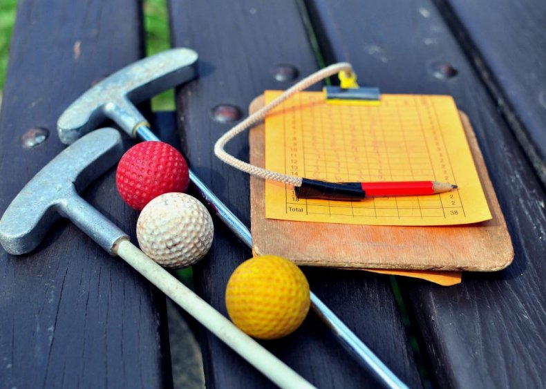 Vermont: Champ's Trading Post Extreme Mini Golf