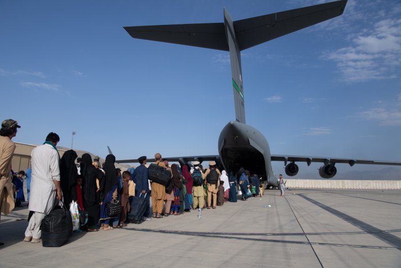 Which Airlines Are Assisting in Afghanistan Evacuation