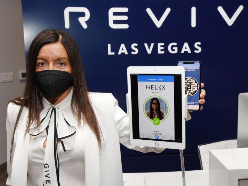 REVIV USA, digital vaccine