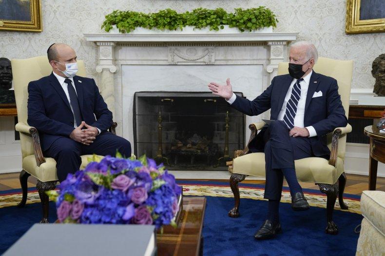 U.S. Israel Meeting