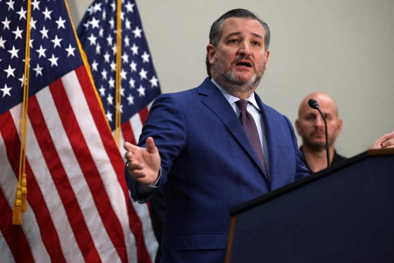 Ted Cruz Speaks About the Southern Border
