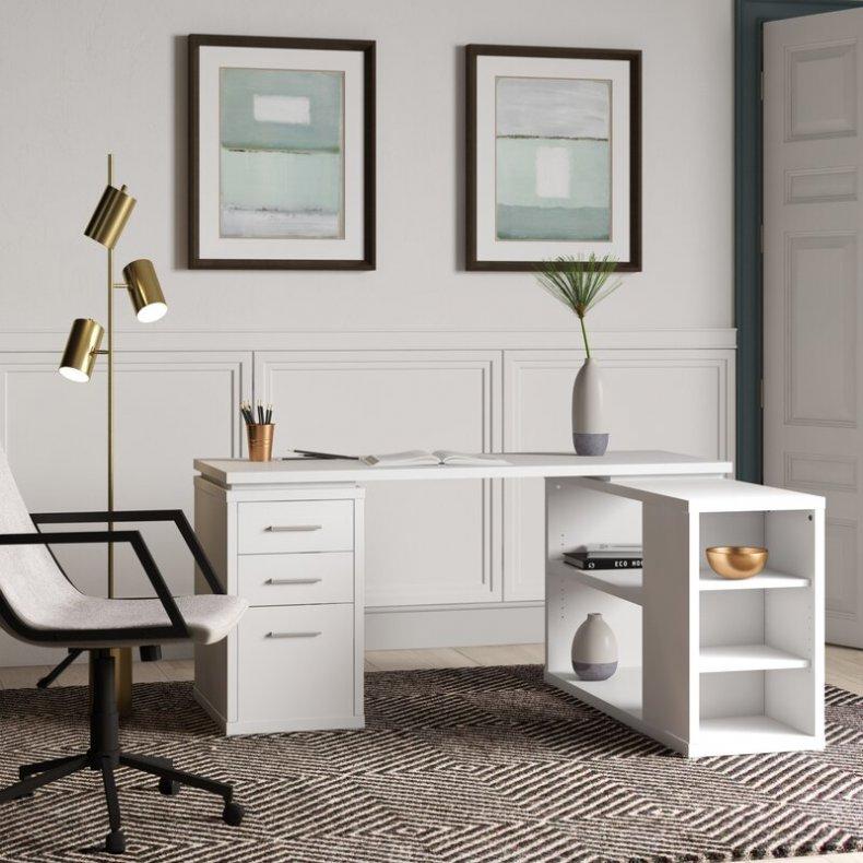 Senga Reversible L-Shape Executive Desk