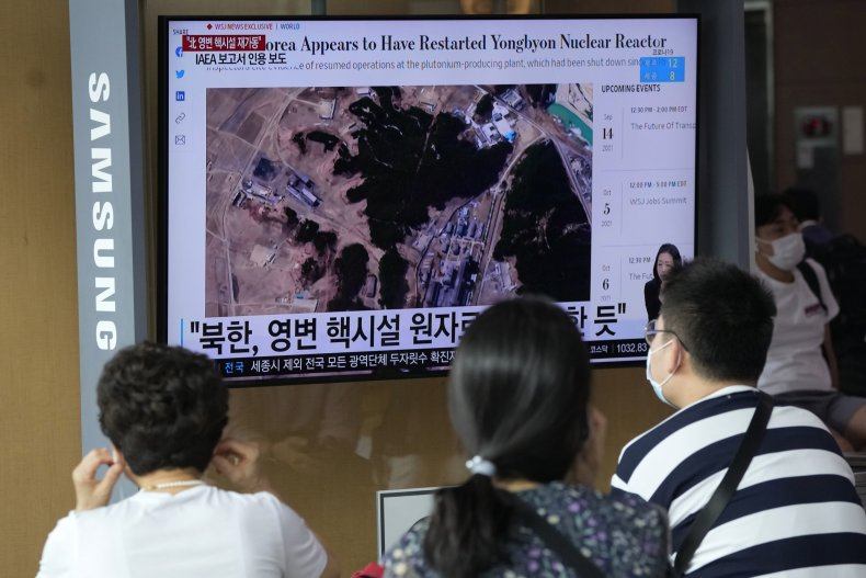 Yongbyon Nuclear Site On the News
