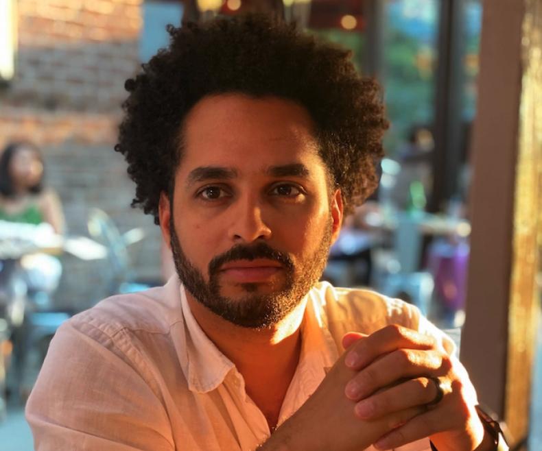 Angel Eduardo, the author.