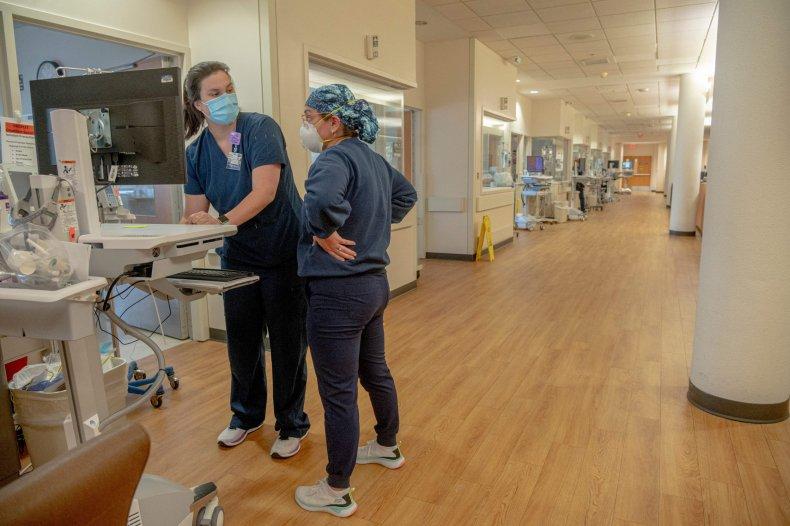 Louisiana Hospital COVID