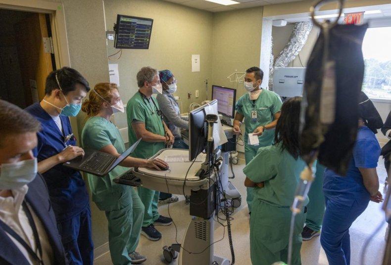 Ochsner ICU Team