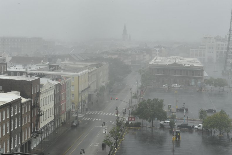 Hurricane Ida Power Outages