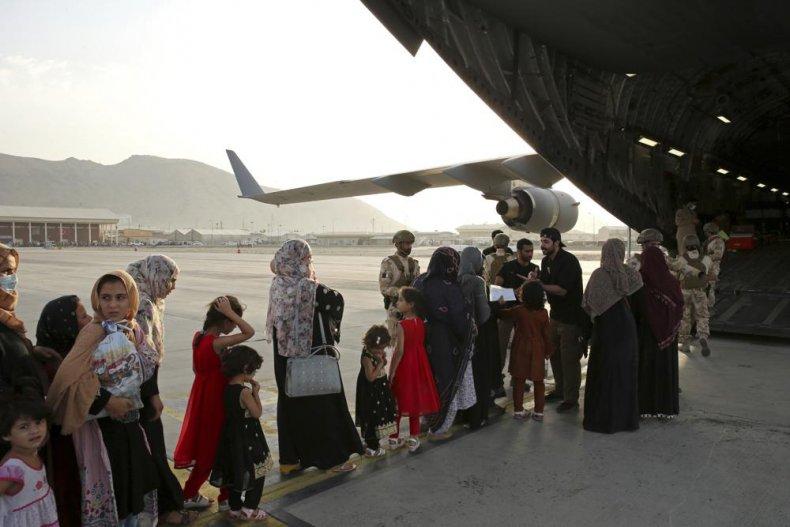 Qatar Aids Afghanistan Evacuations