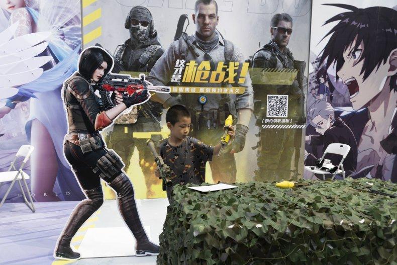China Limites Online Gaming
