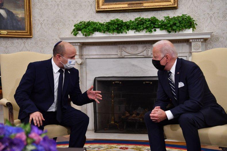 Biden and Bennett