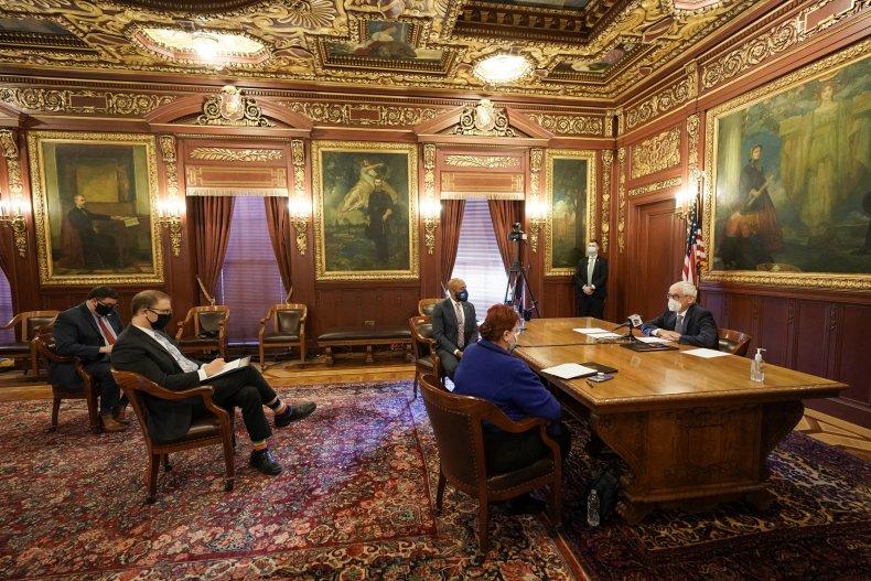 Wisconsin Electoral College Casts Votes