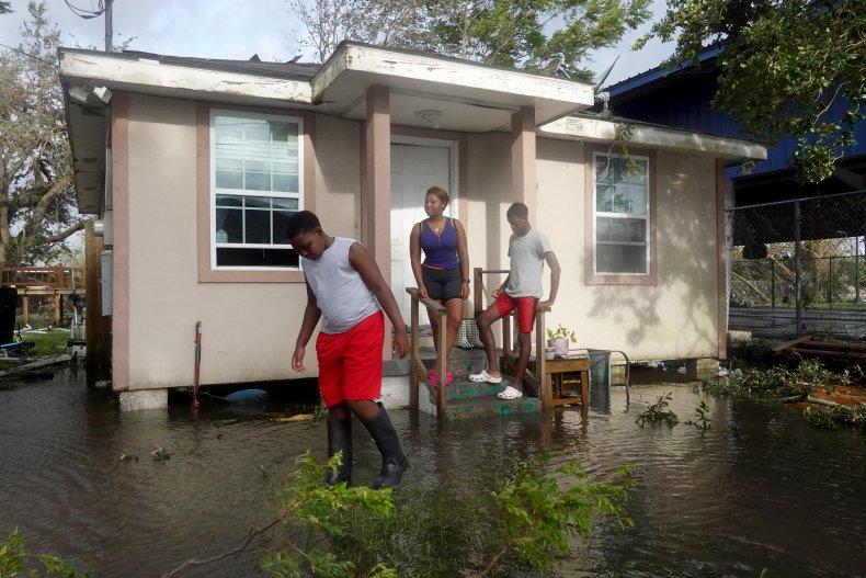 Ida Flooding Kenner