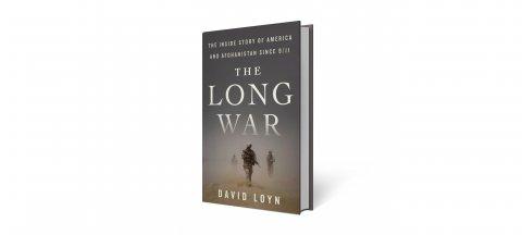 PER The Long War BOOK JACKET