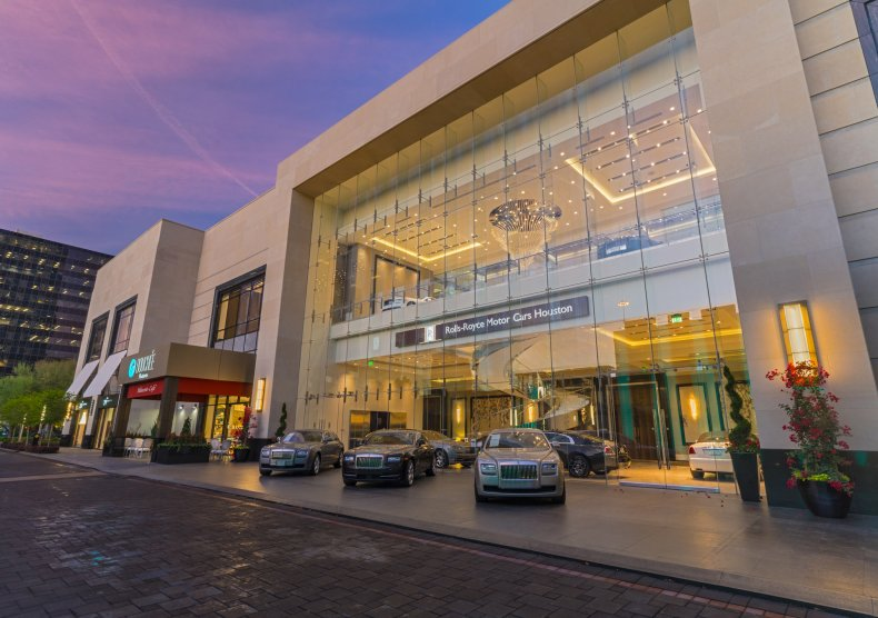 Rolls-Royce Motor Cars Houston