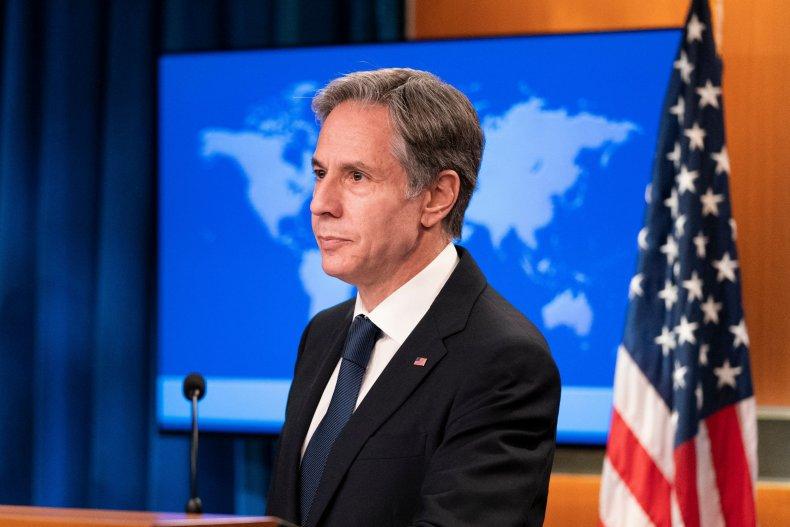 Antony Blinken State Department Afghanistan Americans Evacuation
