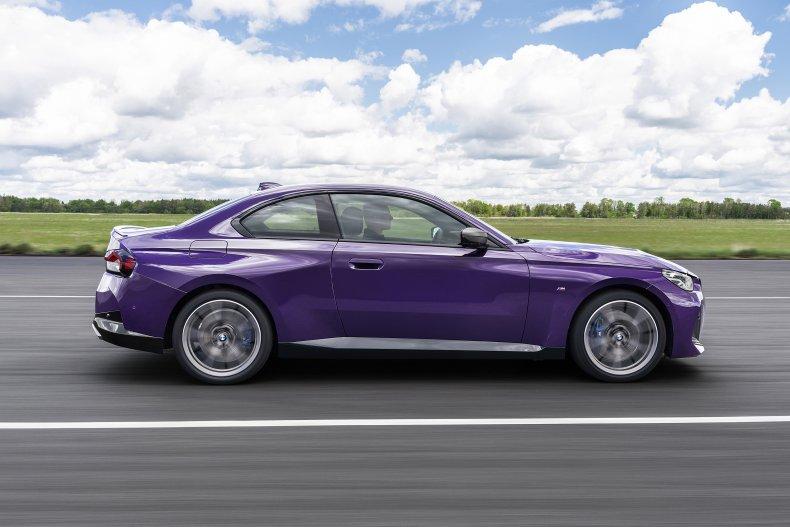 2022 BMW M240i 2 Series