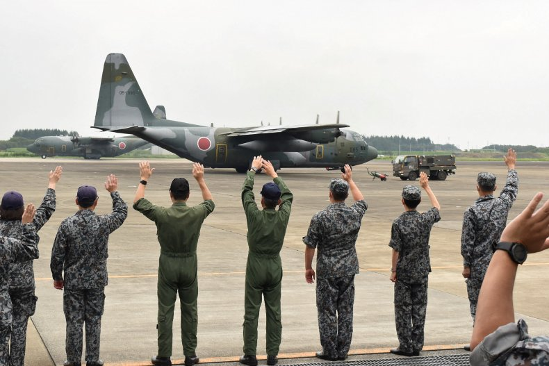 Japan Continues Evacuations Plans From Afghanistan