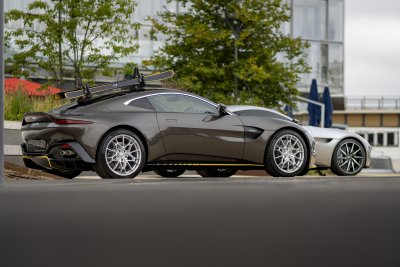 Aston Martin No Time to Die Cars