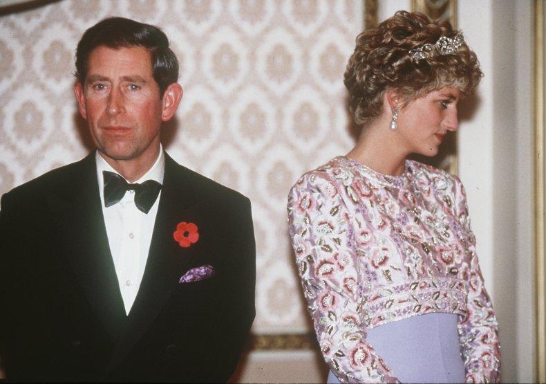 Princess Diana and Charles Visit Seoul