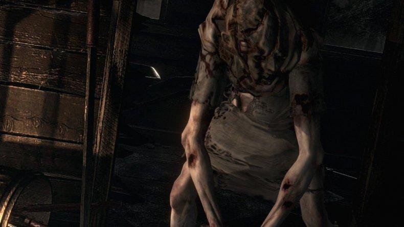 Lisa Trevor in Resident Evil Remake