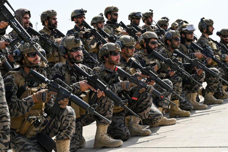 Taliban, Badri, 313, unit, Kabul, Afghanistan