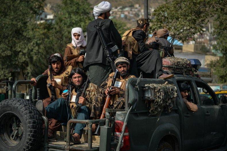 Biden responds to Afghanistan troop withdrawal