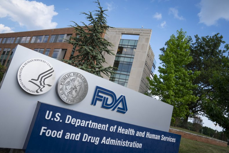 Food And Drug Administration Headquarters In Maryland