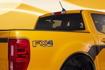 2022 Ford Ranger Splash
