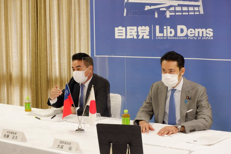 Taiwan and Japan Hold Unprecedented Security Dialogue