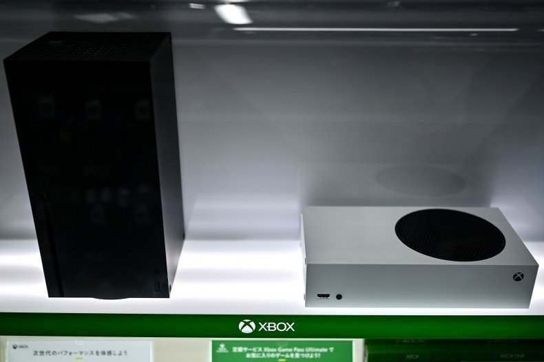 The Xbox Series S and Series X
