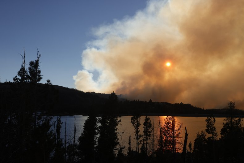 Caldor Fire Update Lake Tahoe