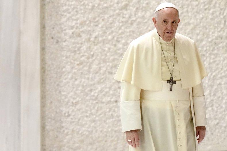 Pope Francis Misattributes Putin Quote