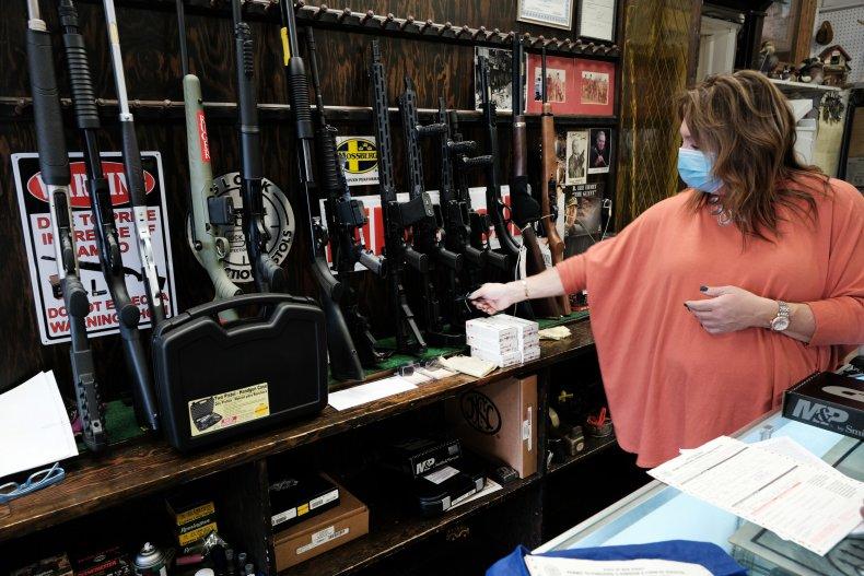 Gun Sales in New Jersey