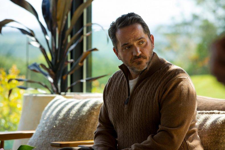 Ben Falcone in Nine Perfect Strangers