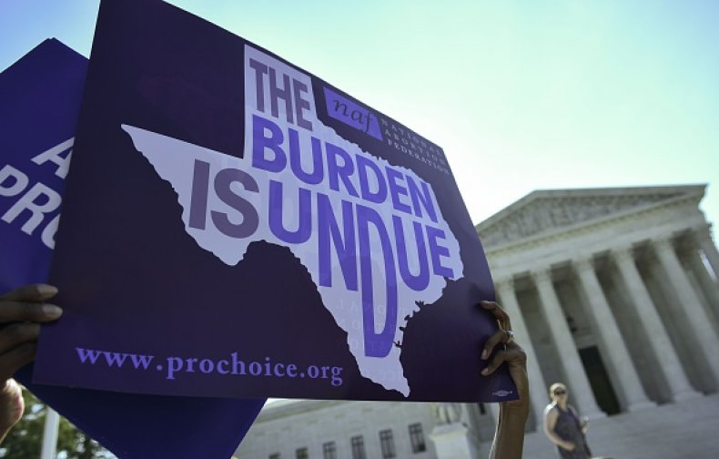Texas Abortion Ban Travel Out-of-State Women