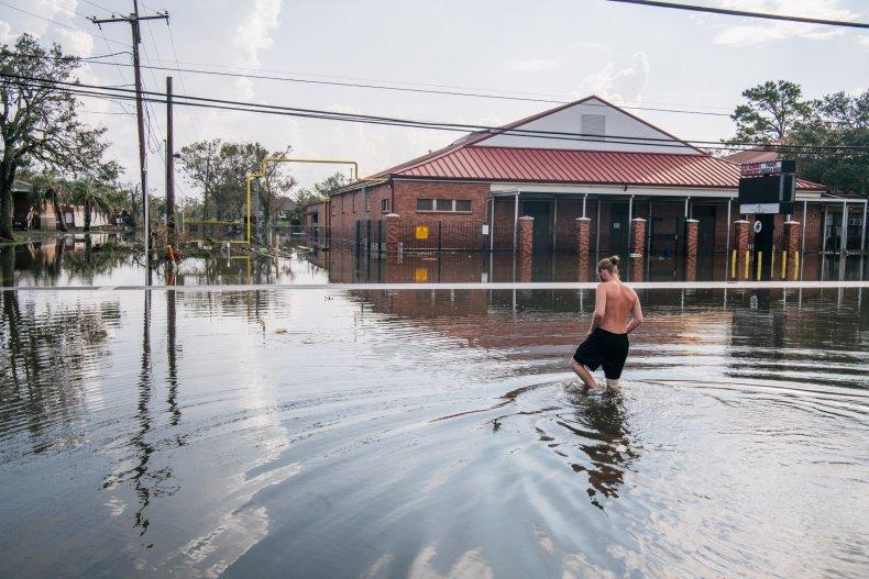 Joe Biden plans Louisiana hurricane-damage trip Friday