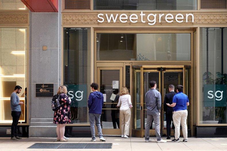 Sweetgreen COVID-19 Pandemic Obesity Health Mandate